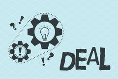 Handschriftstext Abkommen Konzeptbedeutung nehmen am Handelshandel eines bestimmten Produktes ist betroffen mit teil lizenzfreie abbildung