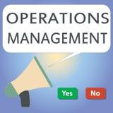 Handschriftstext-Schreiboperationen Management Konzeptbedeutung stellen Input sicher, um die Produktion und die Bestimmung auszug lizenzfreie stockbilder
