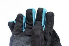 Handschuh-Paare schließen oben lizenzfreies stockbild