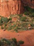 Handschuh Ridge, Sedona, AZ Lizenzfreie Stockbilder