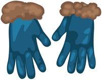 Handschuhe Lizenzfreies Stockfoto