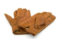 Handschuhe Lizenzfreie Stockfotos