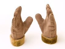 Handschuhe Lizenzfreie Stockbilder
