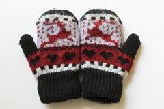 handschuhe Stockbild