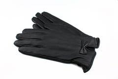 Handschuhe der Frauen Lizenzfreies Stockbild