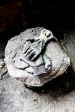 Handschuhe des Handwerkers Lizenzfreies Stockbild