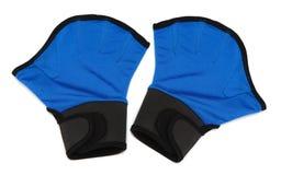 Handschuhe für Aerobics Stockfoto