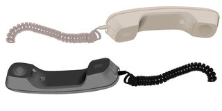 The handset. Stock Images