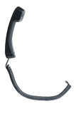 Handset in the air Royalty Free Stock Photography