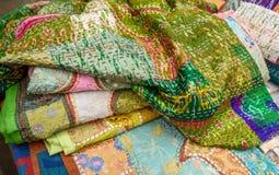 Handsewn Fabric Royalty Free Stock Photos