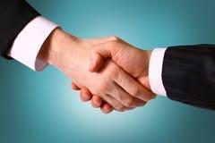 Handshake. Stock Images