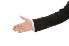 Handshake. Royalty Free Stock Photography