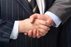 Free Handshake Royalty Free Stock Photography - 19828557