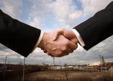 Free Handshake Royalty Free Stock Image - 2110416
