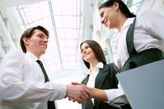 Handshake Royalty Free Stock Images