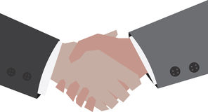 Handshake Stock Image