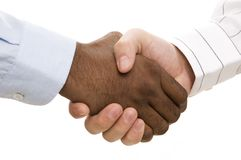 Handshake Stock Photography