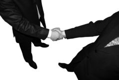 Handshake Royalty Free Stock Photos