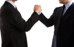 handshake 免版税图库摄影