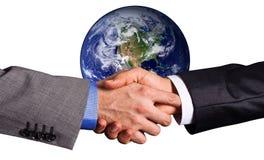 handshake Obraz Royalty Free