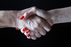 Handshake Royalty Free Stock Photography