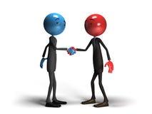handshake Zdjęcia Royalty Free
