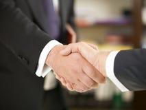 handshake Fotografia Royalty Free
