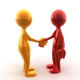 Handshake stock photography