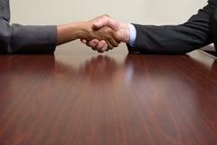 handshake zdjęcia stock
