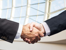 handshake obraz stock