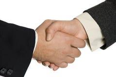 Handshake royalty free stock photography
