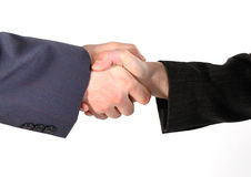 Handshake. Business Stock Photography