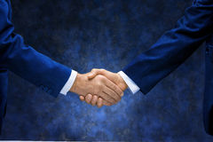 Handshake Hands Background Royalty Free Stock Photography