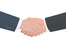 Handshake agreement. Business and finance vector illustration. Handshake agreement. Business and finance vector illustration Royalty Free Stock Photo