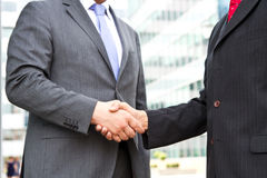 Handshake Royalty Free Stock Images
