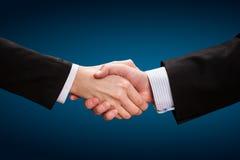 Handshake business Stock Photos
