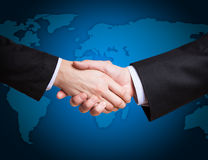 Handshake business Stock Photos