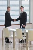 Handshake on business meeting Royalty Free Stock Photography