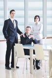 Handshake on business meeting Royalty Free Stock Image