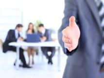 Handshake of business partners Stock Photography