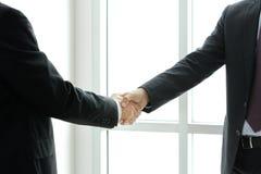 Handshake of businessmen Royalty Free Stock Image