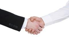 Handshake of businesspeople Royalty Free Stock Photography