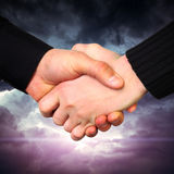 Handshake Concept Royalty Free Stock Image