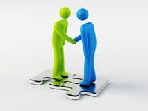 Handshake Concept Royalty Free Stock Photo