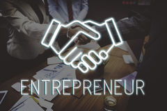 Handshake Deal Agreement Corporate Business Concept Royalty Free Stock Images