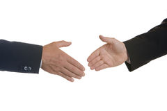 Handshake after Deal Done Royalty Free Stock Photography