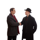 Handshake of a deal Stock Photo