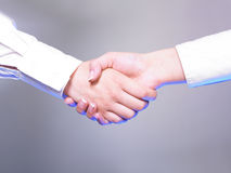 Handshake Handshaking Royalty Free Stock Photos