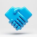 Handshake Icon Royalty Free Stock Image