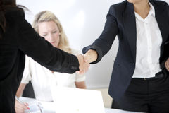 Handshake To Seal The Deal Stock Images